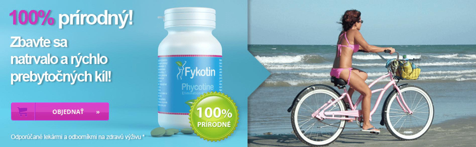 Fykotin - najlepšie tabletky na chudnutie