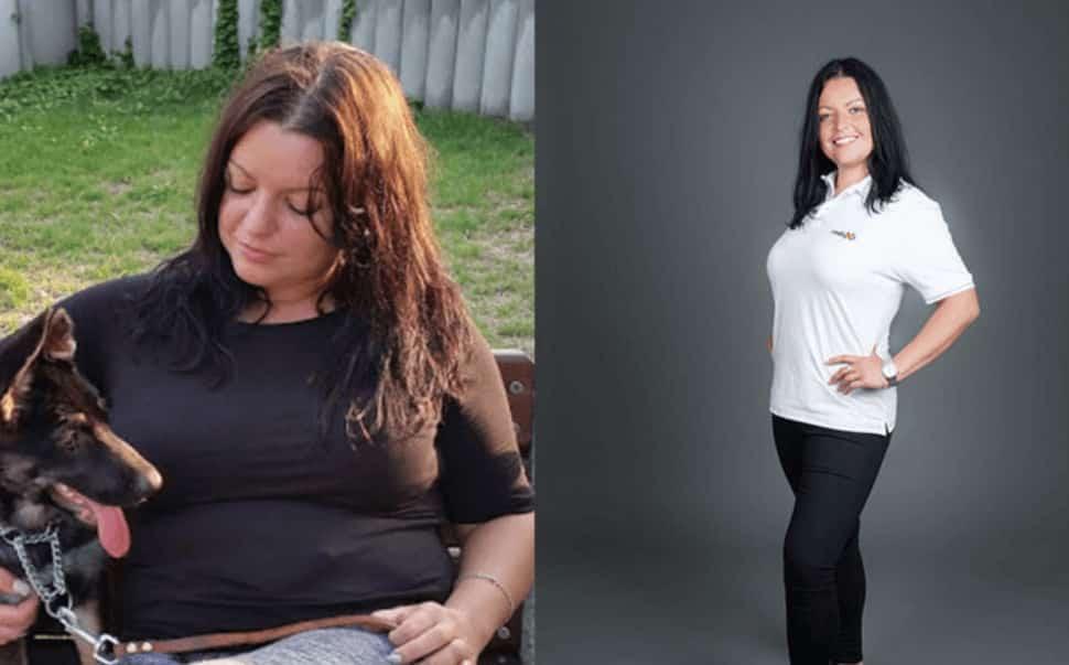 Tabletky na chudnutie Redux - pred a po