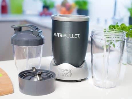 Mixér na smoothie Delimano Nutribullet - sada 12 ks