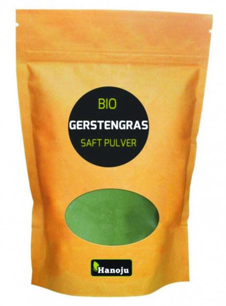 Zelený jačmeň BIO - prášok