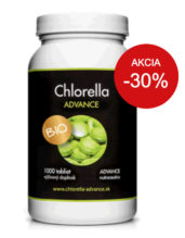 chlorella-Advance -30%