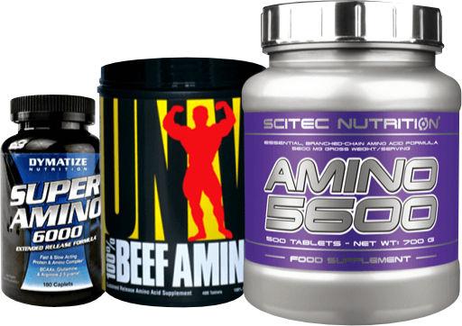 Výživové doplnky - Aminokyseliny ponuka protein sk