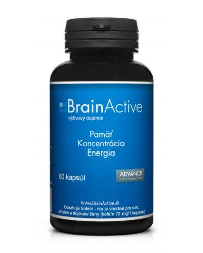 Výživový doplnok Brain Active