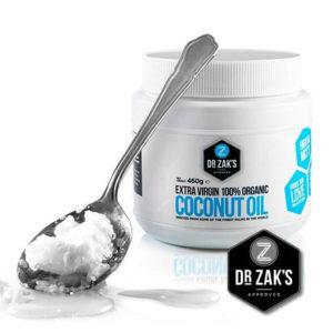 Panenský kokosový olej DrZaks