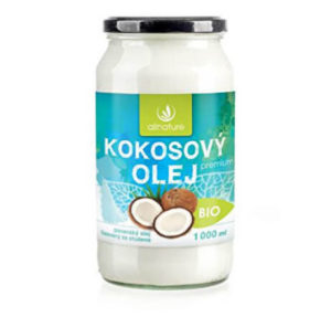 BIO kokosový olej prémium