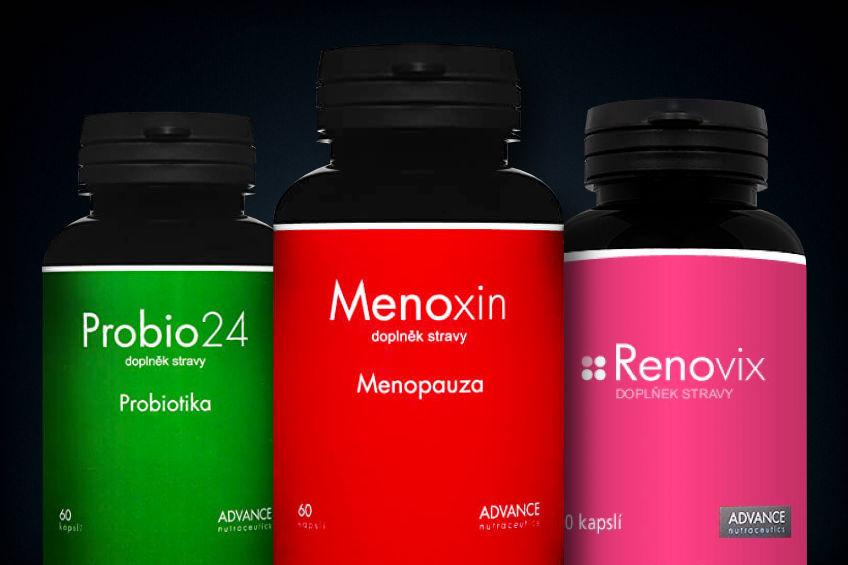 Prírodné prípravky na podporu zdravia Advance Nutraceutics