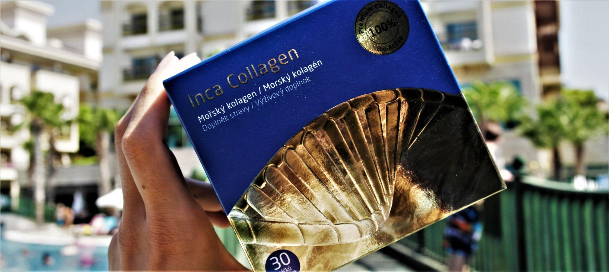 Inca Collagen, prémiový morský kolagén