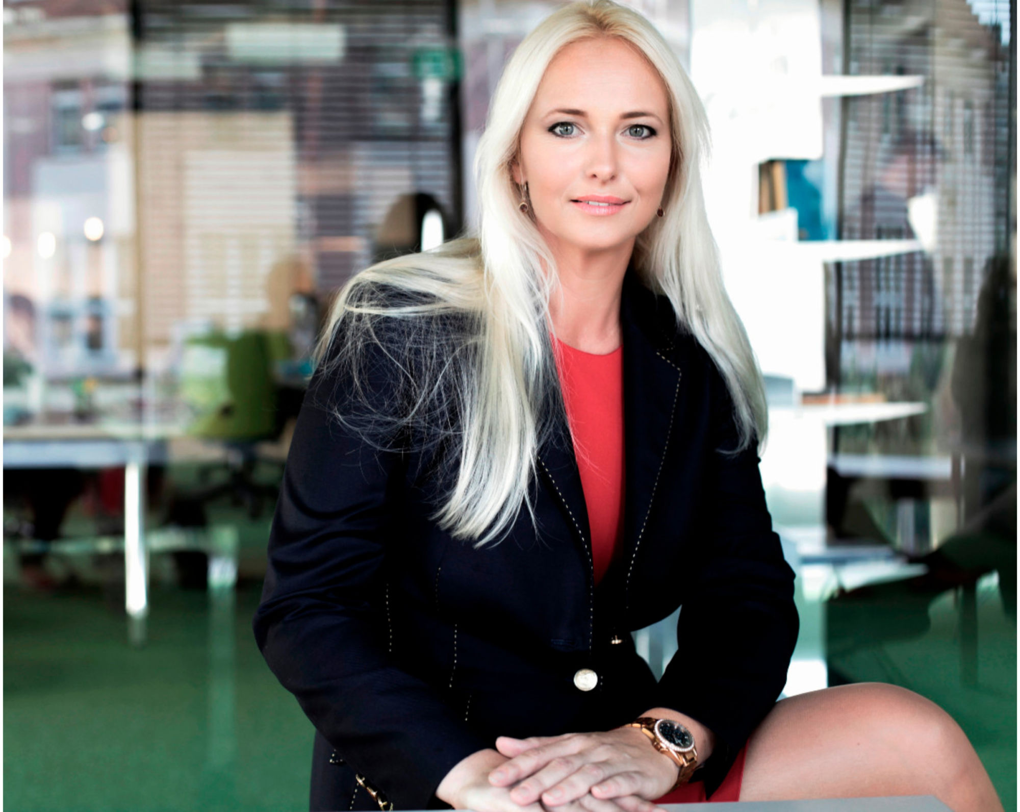 Majiteľka Inca Collagen Romana Ljubasová