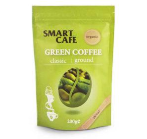Zelaná káva bez kofeínu