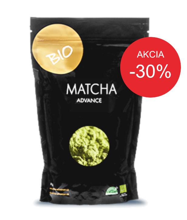 Čaj Matcha Advance so zľavou 30%
