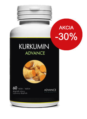 Kurkumin Advance 60 kaps