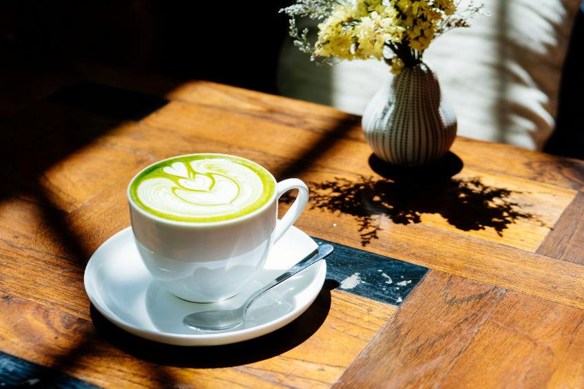 Matcha čaj - prírodný spaľovač tuku