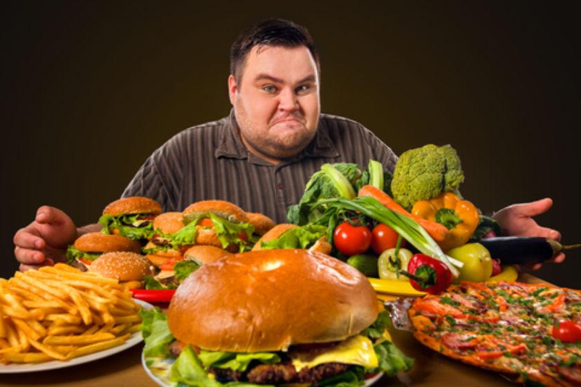 Chudnutie z brucha - potraviny