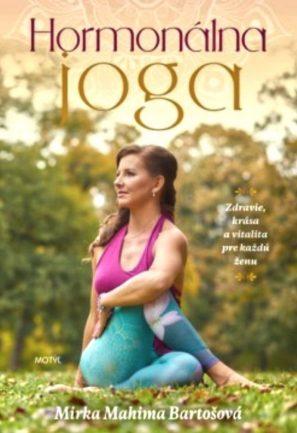 Hormonálna joga kniha