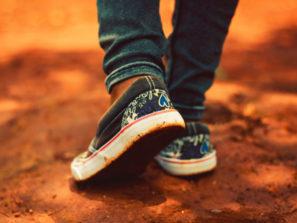 Rýchla chôdza, schudnúť chôdzou, ilustračné foto