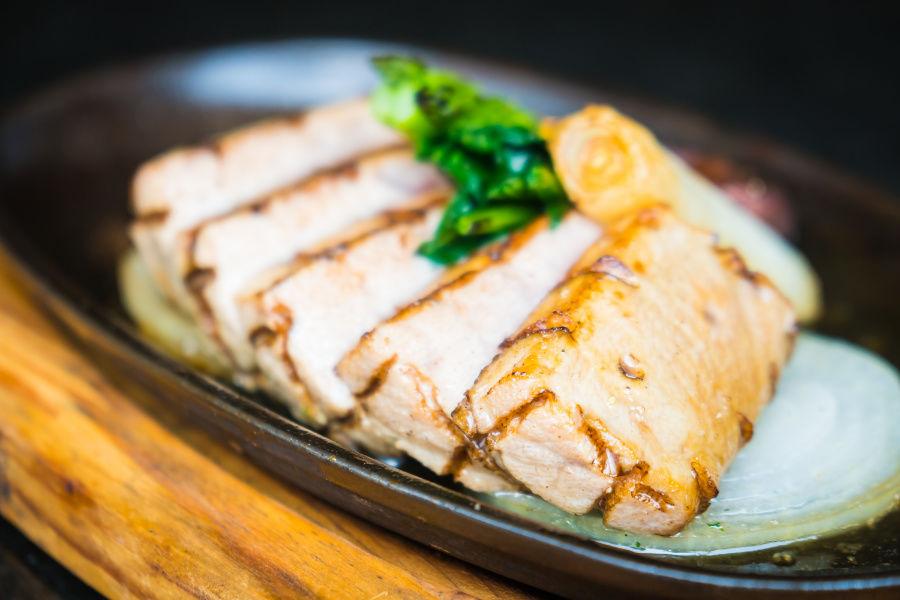 Tuniak pri chudnutí