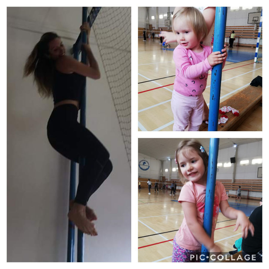 Zo života fitmamy, ako schudnúť pri deťoch