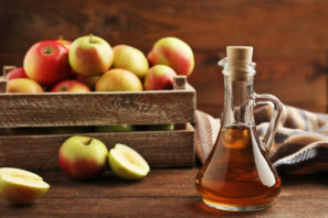 Jablčný ocot achudnutie
