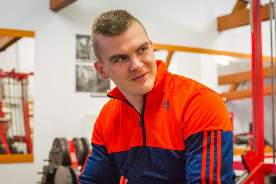 Osobný tréner Matúš Špirko