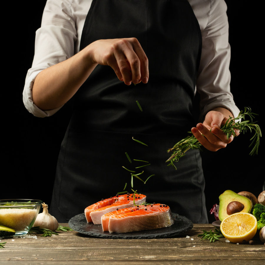 Paleo dieta s lososom