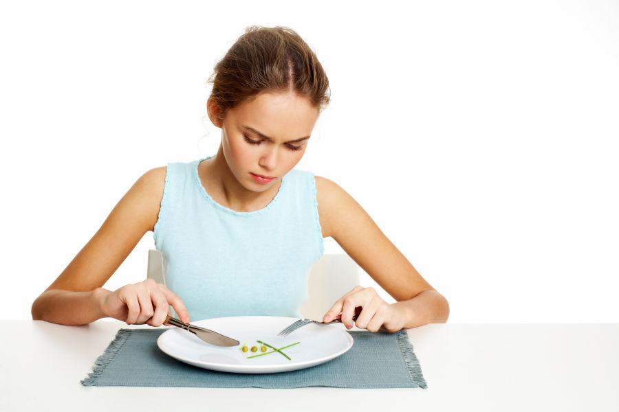 Chudnutie neznamená hladovku