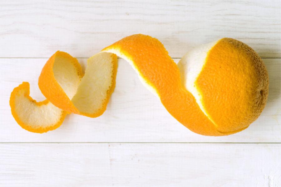 Celulitída vyzerá ako pomarančová koža