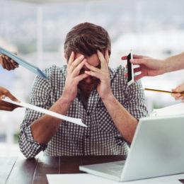 Vplyv stresového prostredia na priberanie a chudnutie