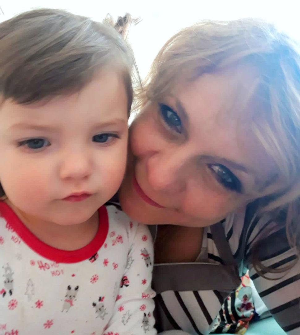 Marta a vnučka