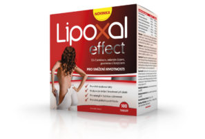 Lipoxal Effect, 180 tab.