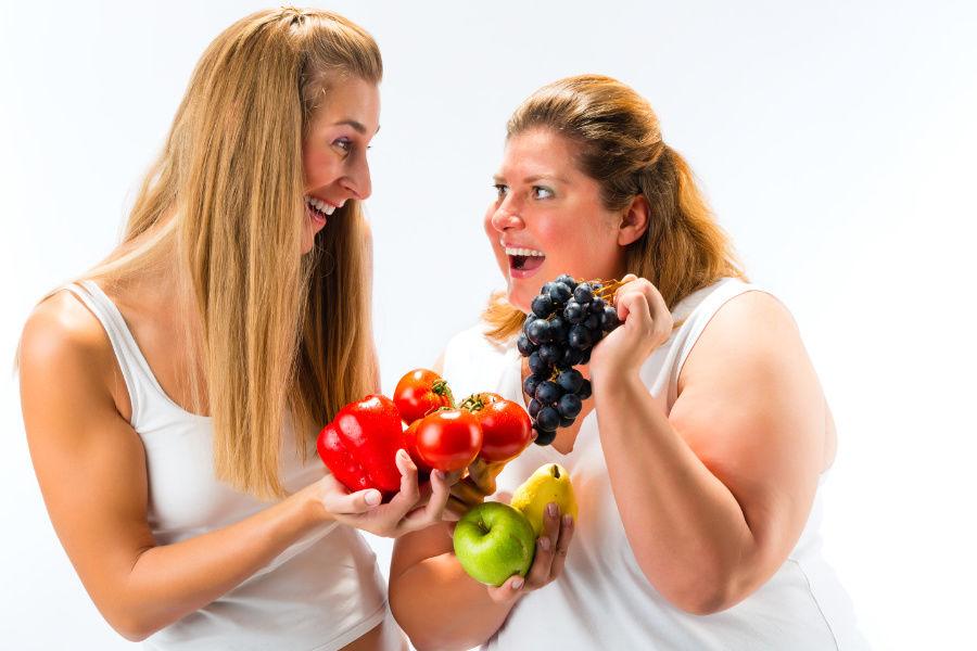 Dve vegetariánky