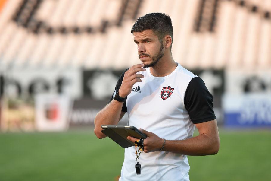 David Moravec, Kondičný tréner FC Spartak Trnava