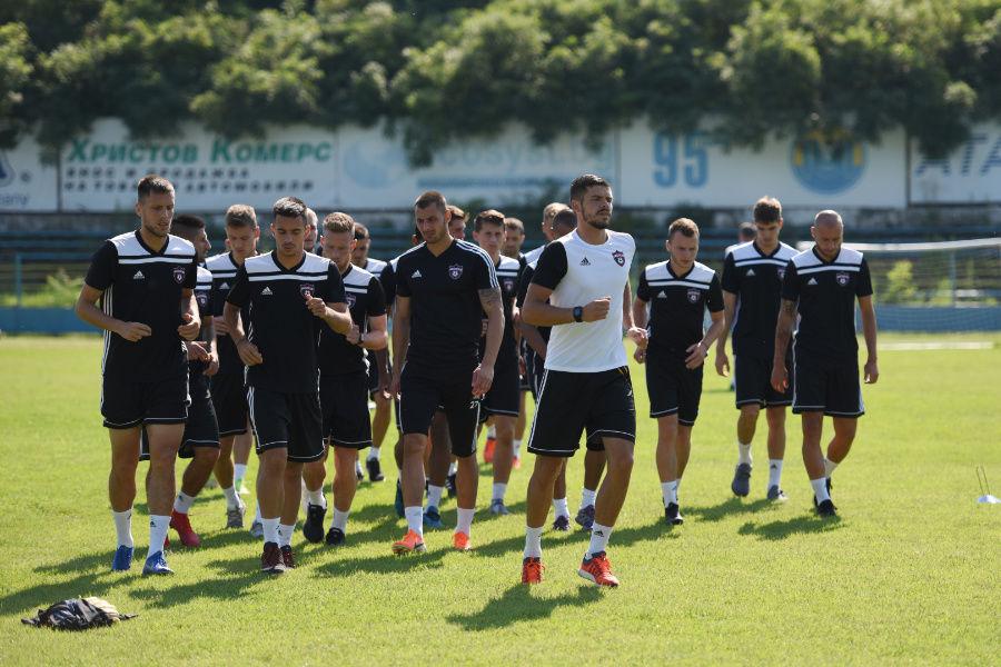 David Moravec a FC Spartak Trnava 2019