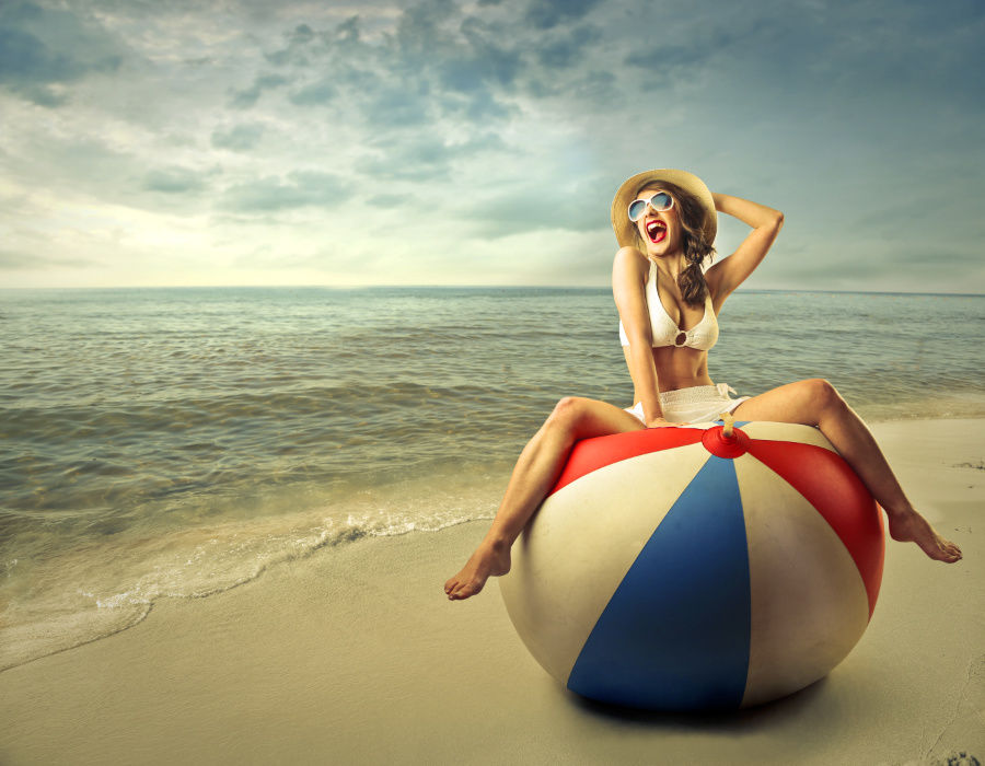 Letné horúčavy patria k moru a nie do mesta!