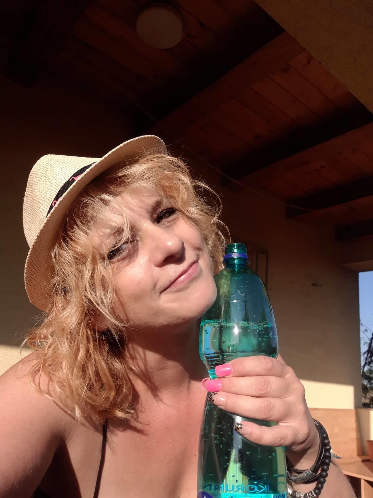 Pitie vody v lete - Blog | Marta Antalová Ráczová