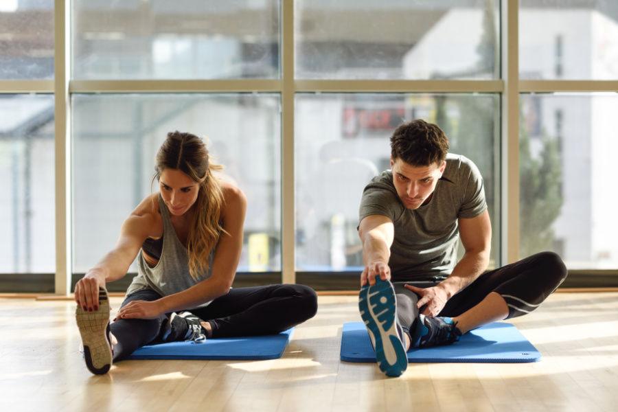 Cvičenie vo dvojici