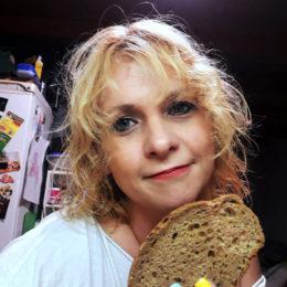 Blogerka Marta bez kolieska salámy