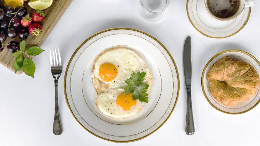 Prečo jesť vajíčka