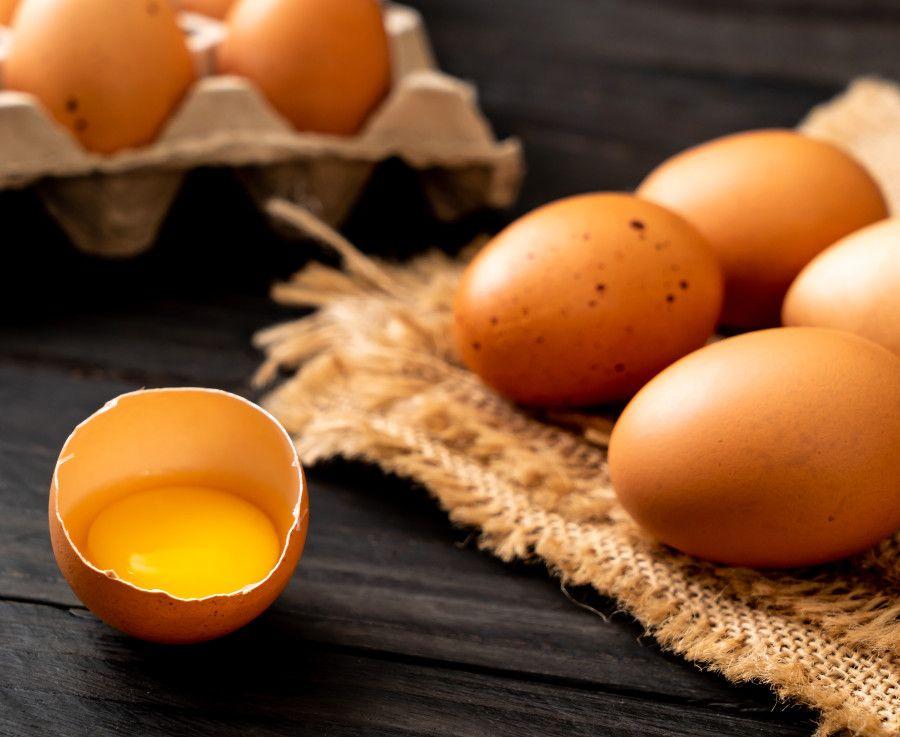 Čo obsahuje vajcová škrupina
