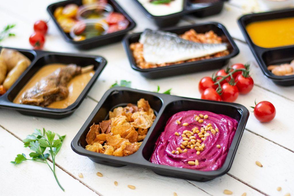Zdravé stravovanie - rozvoz jedla