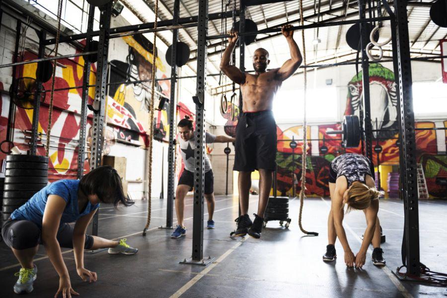 Crossfit tréning, životný štýl