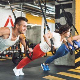Crossfit cvičenie