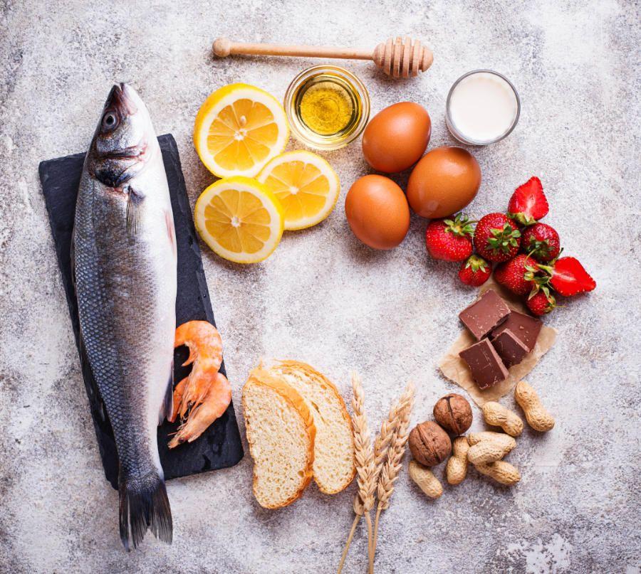 Alergia na vybrané potraviny, ilustračná fotografia