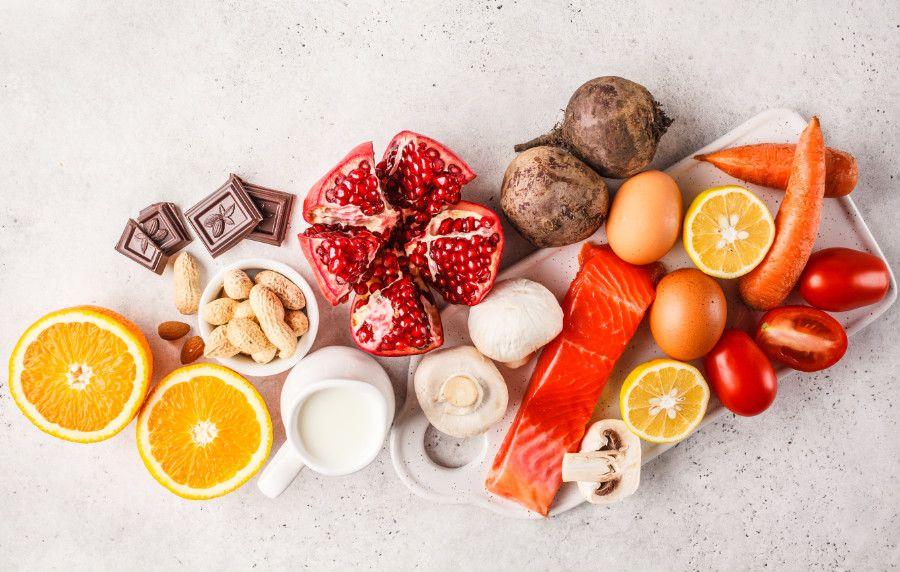 Potravinová alergia, ilustračné foto