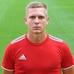 Tréner Ľuboš Benkovský
