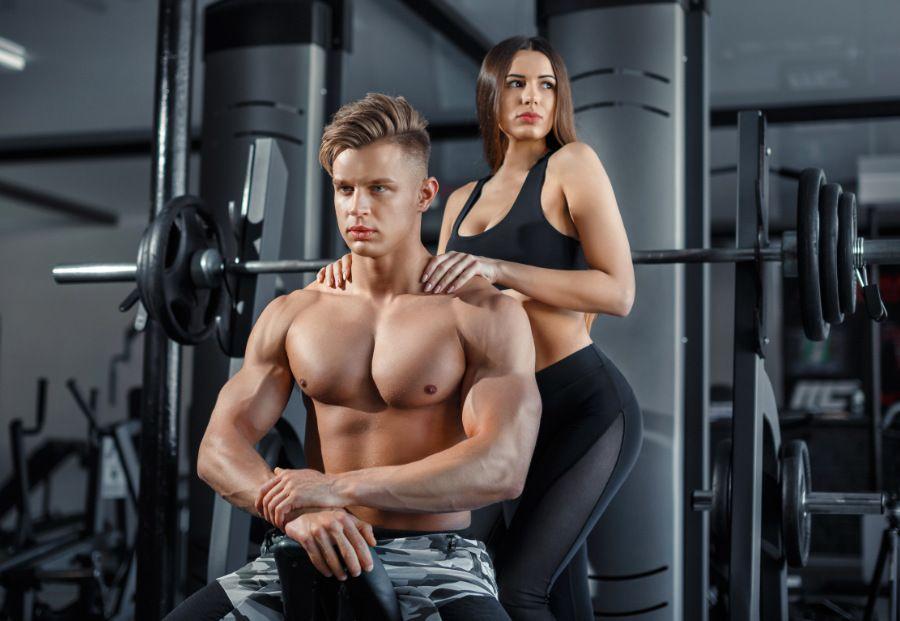 Tvaroh a rast svalov