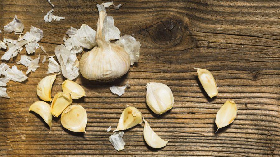 Cesnak - cesnaková polievka