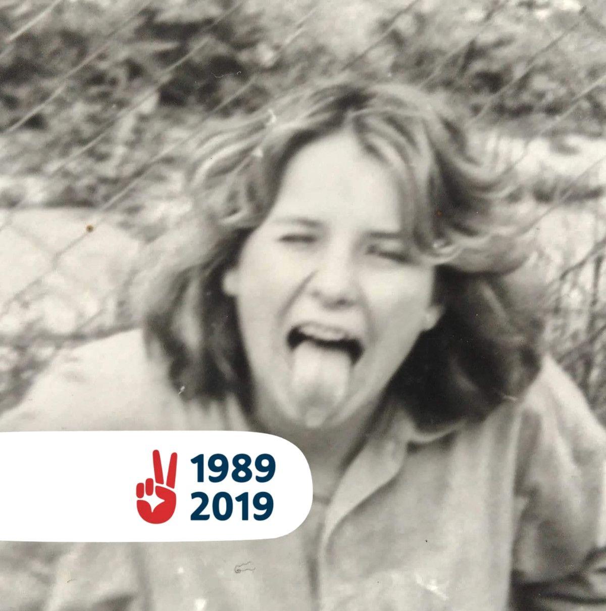 Marta a nežná revolúcia 89