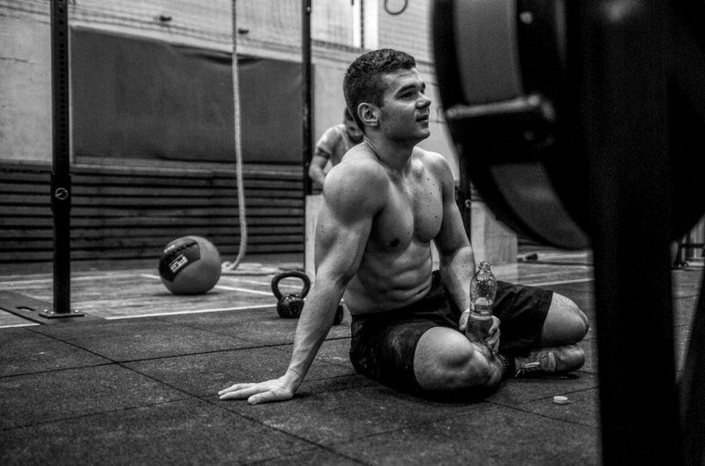 Cvičenie CrossFit - Matúš Kočar