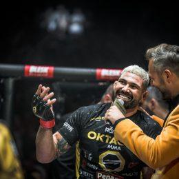 Attila Vegh, viťaz zápasu storočia, OKTAGON MMA