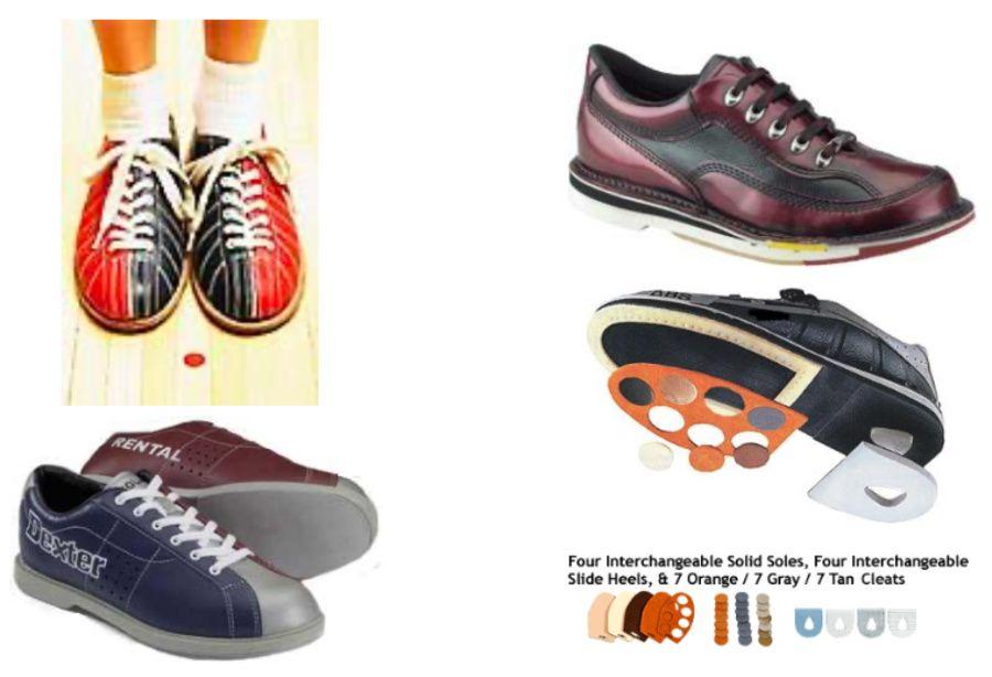 Bowlingové topánky